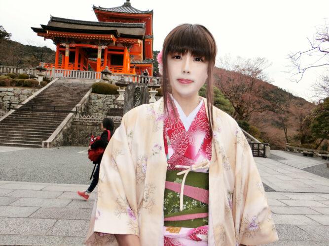着物で京都旅のプランニング~その2
